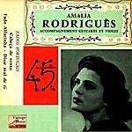 """Amália Rodrigues Vintage World No. 40 - Eps Collectors """"cabeça De Vento"""""""