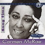 Carmen McRae Song Time