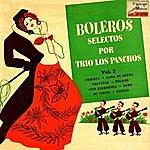 """Los Panchos Vintage México Nº 87 - EPs Collectors """"Boleros Selectos Por Trio Los Panchos"""""""