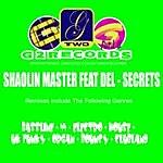 Shaolin Master Secrets (4-Track Maxi-Single)
