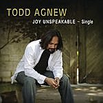 Todd Agnew Joy Unspeakable (Single)