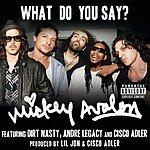 Mickey Avalon What Do You Say? (Single)(Parental Advisory)