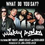 Mickey Avalon What Do You Say? (Single) (Parental Advisory)
