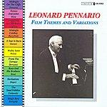 Leonard Pennario Piano Recital: Pennario, Leonard – Rota, N. / Legrand, M. / Barry, J. / Steiner, M. / Rozsa, M. / Bernstein, E. / Kaper, B. / Goldsmith, J. / Korngold
