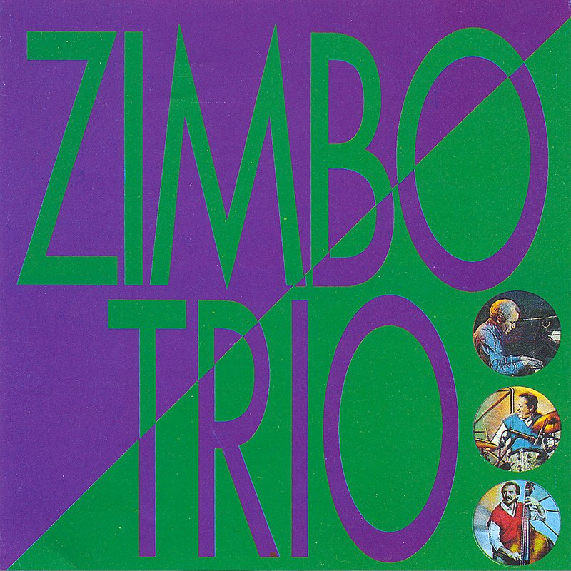 Cover Art: Brazil Zimbo Trio