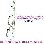"""Yehudi Menuhin Beethoven: Violin Sonata No. 5 In F Major, Op. 24 - """"Spring"""""""