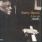 "Barry Harris Barry Harris Live At ""Dug"""