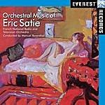 Manuel Rosenthal Orchestral Music Of Erik Satie