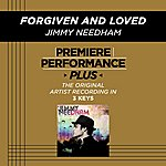 Jimmy Needham Forgiven And Loved (Premiere Performance Plus Track)