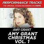 Amy Grant Amy Grant Christmas, Vol.1 (Premiere Performance Plus Track)
