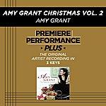 Amy Grant Amy Grant Christmas, Vol.2 (Premiere Performance Plus Track)