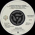Christopher Cross Sailing / Poor Shirley [Digital 45]