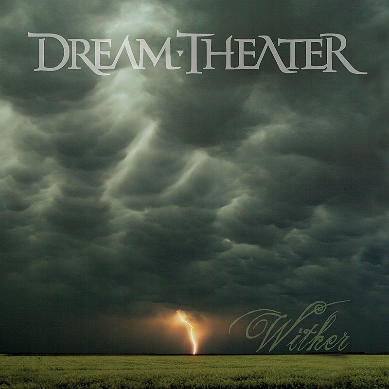 Cover Art: Wither (4-Track Maxi-Single)