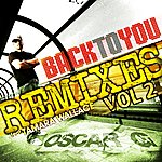 Oscar G. Back To You (Feat. Tamara Wallace) (4-Track Maxi-Single)