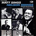 Matt Monro Matt Sings And Nelson Swings (1967 Recording)