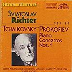 Czech Philharmonic Orchestra Tchaikovsky: Piano Concerto No. 1 In B Flat Minor, Prokofiev: Piano Concerto No. 1 In D Flat Major