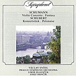 Prague Symphony Orchestra Compositions For Violin And Orchestra