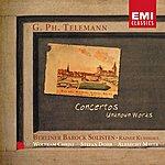 Berliner Barock Solisten Telemann: Concertos - Unknown Works