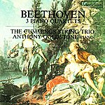 Anthony Goldstone Beethoven: Piano Quartets In C Major, E-Flat Major & D Major