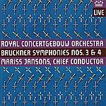 Mariss Jansons Bruckner: Symphonies Nos. 3 & 4