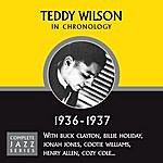 Teddy Wilson Complete Jazz Series 1936 - 1937