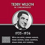 Teddy Wilson Complete Jazz Series 1935 - 1936