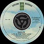 Eagles Life In The Fast Lane / The Last Resort [Digital 45]