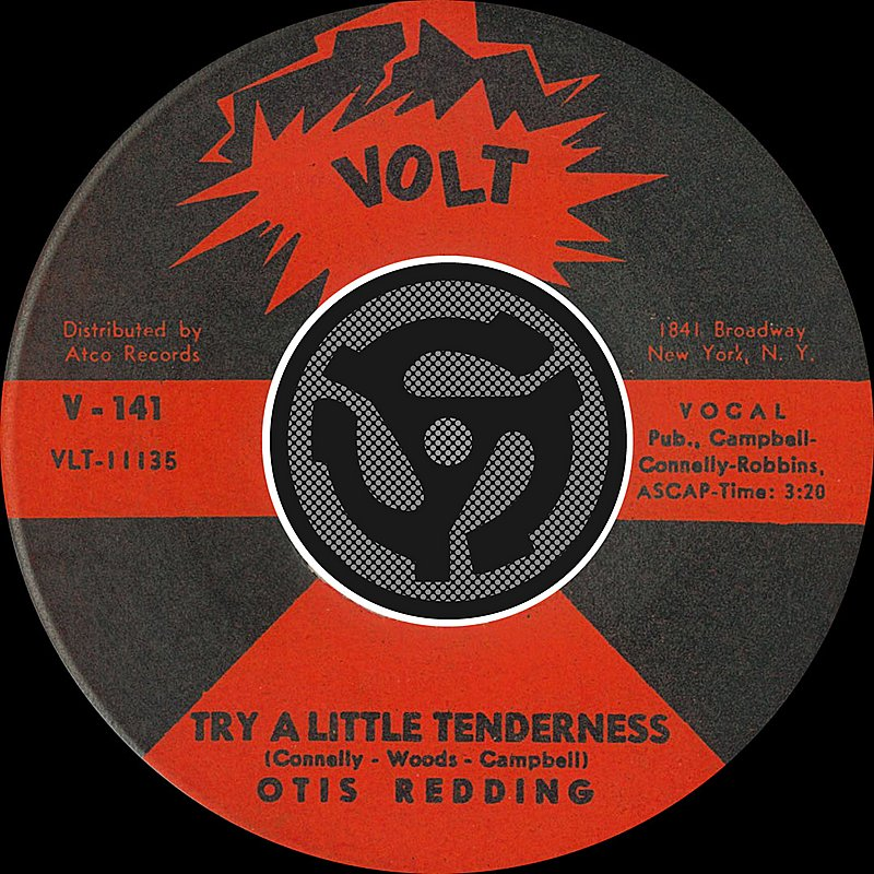Cover Art: Try A Little Tenderness / I'm Sick Y'all [Digital 45]
