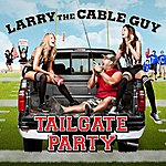 Larry The Cable Guy Tailgate Party