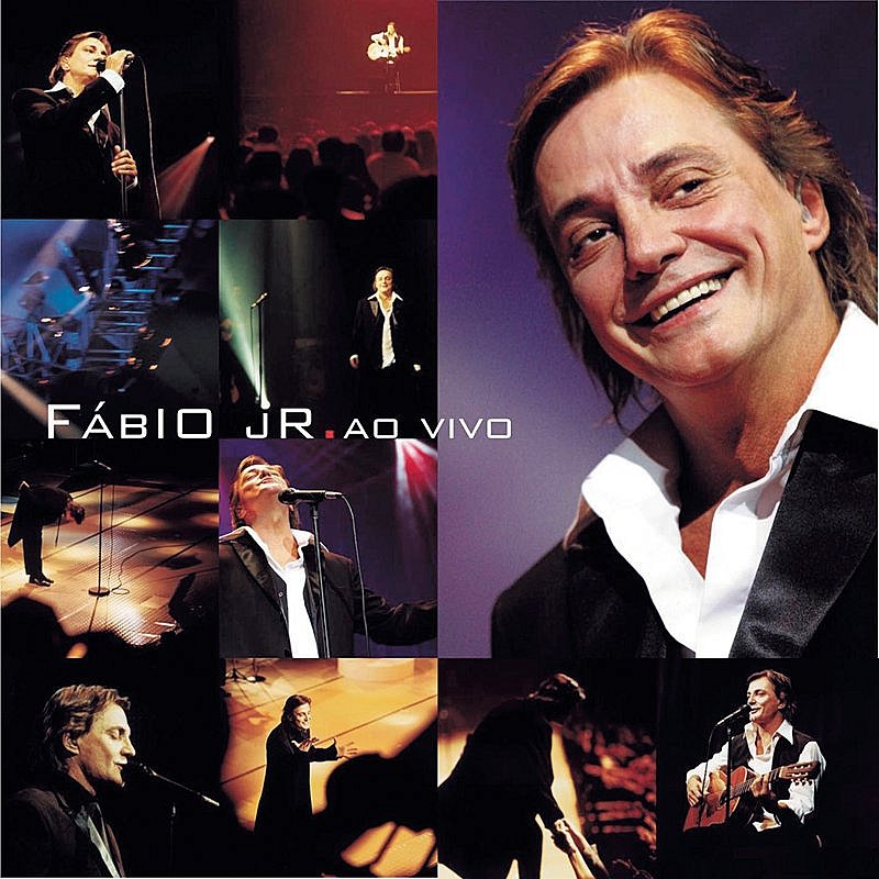 Cover Art: Fábio Jr. Ao Vivo