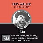 Fats Waller Complete Jazz Series 1938