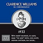 Clarence Williams Complete Jazz Series 1933