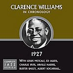 Clarence Williams Complete Jazz Series 1927