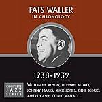 Fats Waller Complete Jazz Series 1938 - 1939