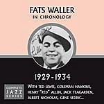 Fats Waller Complete Jazz Series 1929 - 1934