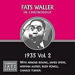 Fats Waller Complete Jazz Series 1935 Vol. 2