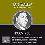 Fats Waller Complete Jazz Series 1937 - 1938