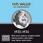 Fats Waller Complete Jazz Series 1935 - 1936