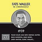 Fats Waller Complete Jazz Series 1939