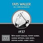 Fats Waller Complete Jazz Series 1937 Vol. 1