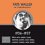 Fats Waller Complete Jazz Series 1936 - 1937