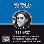 Fats Waller Complete Jazz Series 1926 - 1927