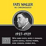 Fats Waller Complete Jazz Series 1927 - 1929