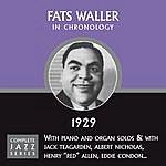 Fats Waller Complete Jazz Series 1929