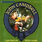 John Campbell Cape Breton Violin Music