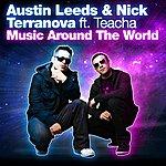 Austin Leeds Music Around The World (3-Track Maxi-Single)