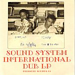 King Tubby Sound System International Dub Lp