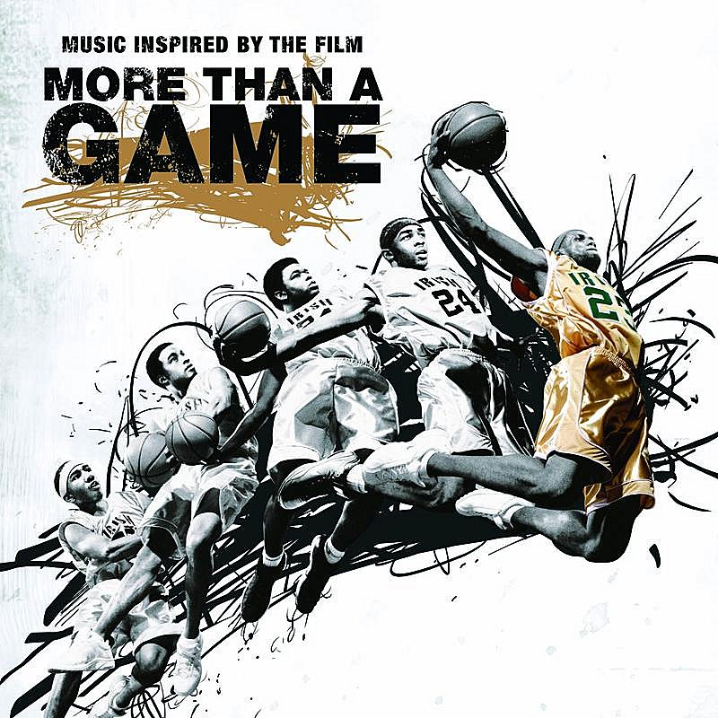 Cover Art: More Than A Game ((Edited)