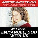Amy Grant Emmanuel, God With Us (Premiere Performance Plus Track)