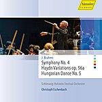 Christoph Eschenbach Brahms: Symphony No. 4, Haydn Variations, Op. 56a, Hungarian Dance No. 5